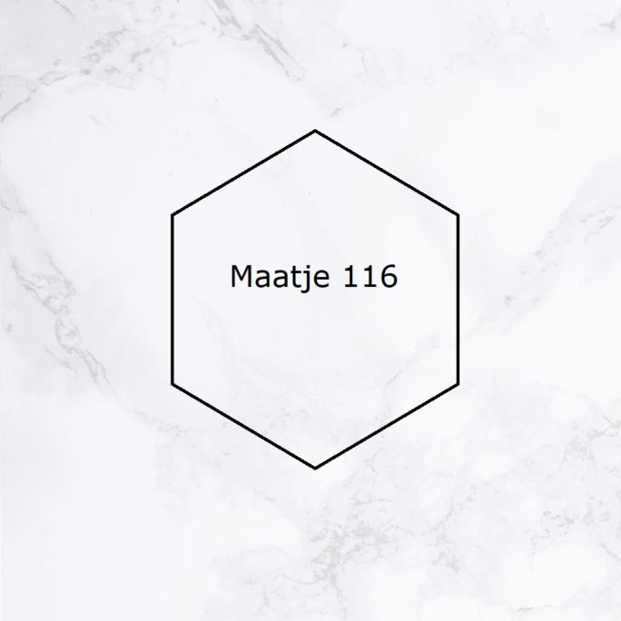 Maatje 116 – Meisjes