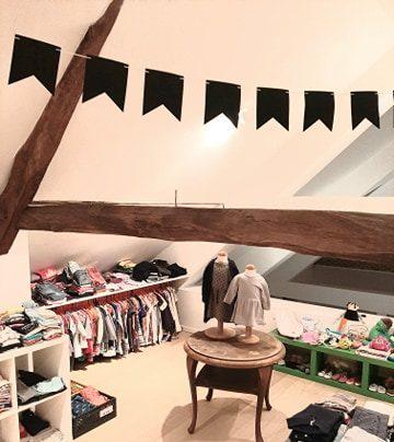 Een beeld van onze 2dehands winkel